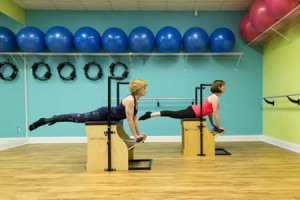 Semi-Private Pilates Classes