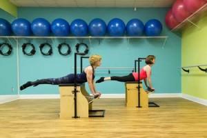 Semi-Private Pilates Classes
